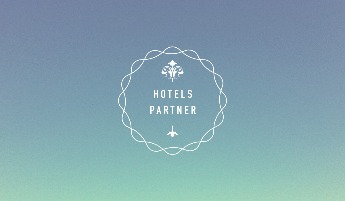 Hotel Partner Logo Design